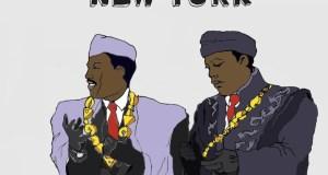 "African in New York Art -  Blitz the Ambassador, ""African in New York"" @BlitzAmbassador  #queens #nyc #brooklyn"