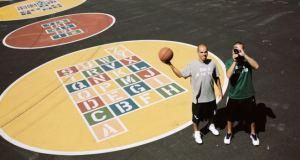 bob and kev alone - Bobbito's #DoinItInThePark Reps #NYC Ball -- #MadeInNY