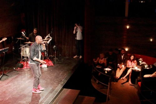 FS1343 - @Common Rocks Brooklyn For A Cousin & A Cause