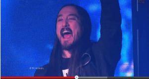 Screen Shot 2013 11 27 at 11.55.36 AM - Steve Aoki makes  debut performance on @JimmyKimmel  @steveaoki @dimmakrecs @linkinpark