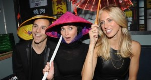 David Mandelbaum Leigh Lezark Jessica Lloyd e1391025649594 - Event Recap: launch of Panatea @panateagreen #matchamovement