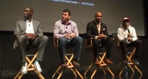 Spike Lee TFF Sherridon Poyer 0013 - Event Recap: Tribeca Talks - The Greatest Catch Ever @Spikelee @PlaxicoBurress @TribecaFilmFest @espn #TFF2015 #tribecatogether