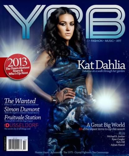 katdahliayrb - Print Magazine Covers 1999-2020