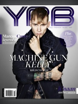 mgk - Print Magazine Covers 1999-2018