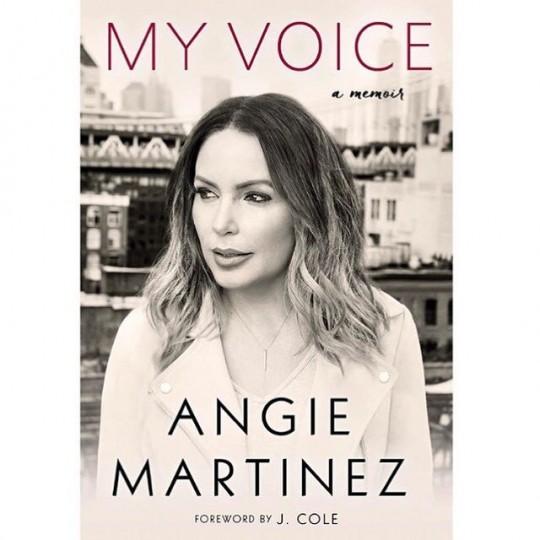 Mb9GkrGW 540x540 - Angie Martinez: Bridging The Gap by Dove Clark @angiemartinez #MyVoiceTheBook