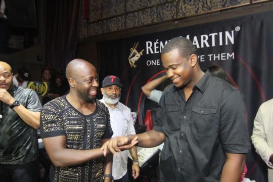 IMG 0265 540x360 - Event Recap: Rémy Martin Producers Series: Season 2 @Wyclef @Remyproducers @IamPoint1 @Wyclef  @cthagod @remymartinUS