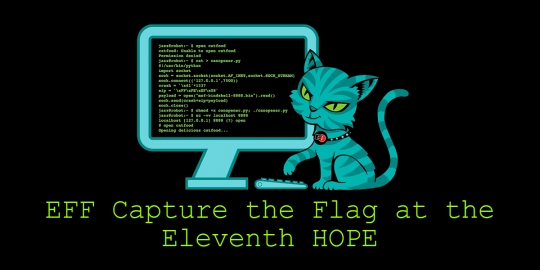 eff ctf 2 540x270 - The Eleventh HOPE @2600 @hopeconf @emmangoldstein #hacking #technology #nyc