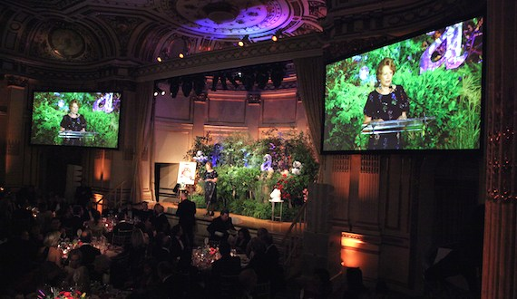 15 Marie Monique STECKEL - Event Recap: Jeff Koons and Jean-Paul Agon honored at FIAF's Trophée des Arts Gala @FIAFNY #JeanPaulAgon @JeffKoons
