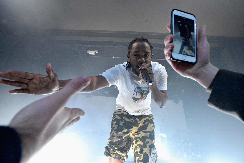 630120740 - Event Recap: American Express Music Presents Kendrick Lamar Live in Brooklyn @kendricklamar @alishaheed @americanexpress #AmexAccess