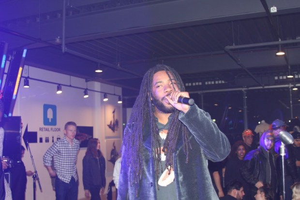 BigBabyDram 920x613 - Event Recap: FANCY Holiday Pop Up Shop and Performance Space Opening  @fancy @therealmikedean @therealmikedean @trvisXX @LifeOfDesiigner @OGCHASEB @thejuelzsantana @tLclothin @asapferg #FancyRunUp16