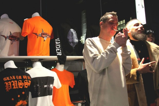 Mike Dean 920x613 - Event Recap: FANCY Holiday Pop Up Shop and Performance Space Opening  @fancy @therealmikedean @therealmikedean @trvisXX @LifeOfDesiigner @OGCHASEB @thejuelzsantana @tLclothin @asapferg #FancyRunUp16
