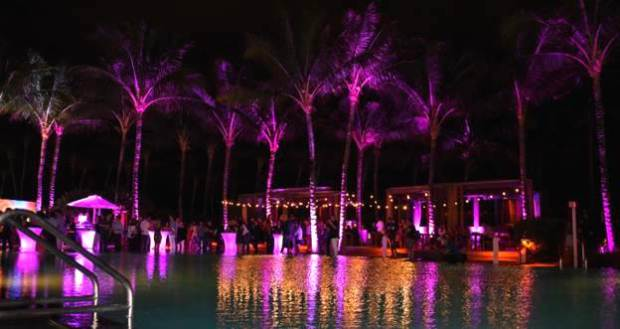 pool - Event Recap: CRASH and Ali Shaheed Muhammad Pool Party with Starwood Preferred Guest from #spgamex @AmericanExpress @crashone @AliShaheed #ArtBasel