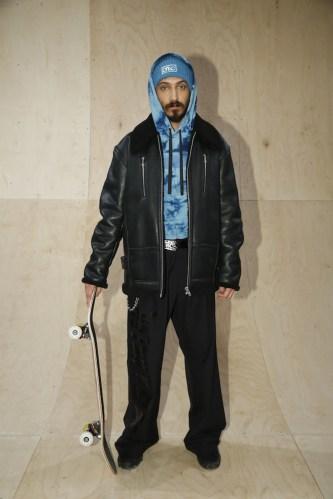 FW17 Dim Mak 082 - Steve Aoki x Dim Mak Collection #FW17 Presentation @steveaoki @davidchoe #dimmakcollection #NYFW #NYFWM