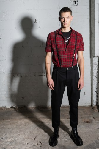 MatiereLook2 - Matiere AW17 Presentation @studioMATIERE #NYFWM  #CFDA #Fashionweek