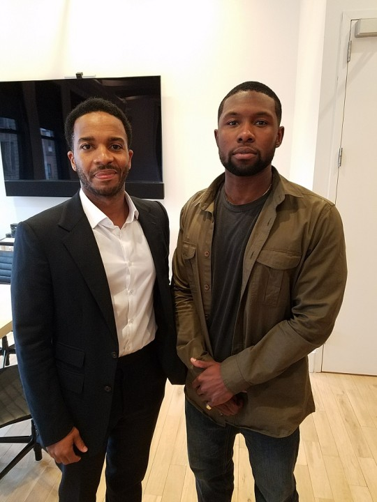 m11 540x720 - Feature: Moonlight Interview with André Holland and Trevante Rhodes by Jonn Nubian @_Trevante_ @moonlighmov @A24