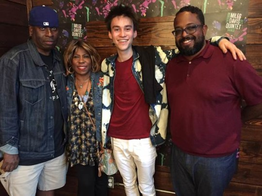 Jacob Collier 540x404 - Event Recap: Miles Davis House at SXSW @MilesDavis @OMMASDOTCOM  @erindavisMDP @NefofMiles #MilesDavis #SXSW #DayParty #MilesAhead