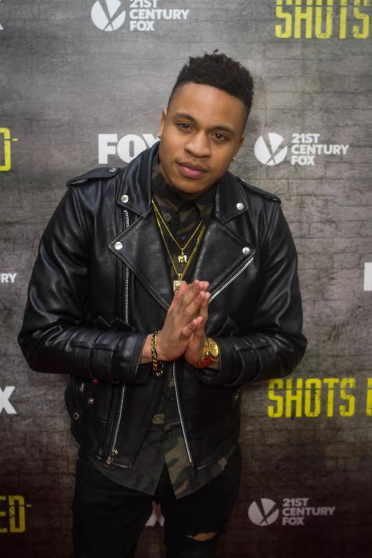 Rotimi 2 540x809 - Event Recap: Shots Fired Screening New York City @RocktheFilm @realstephj @justsanaa @MACKWILDS @GPBmadeit @RichardDreyfuss @JillHennessy #shotsfiredfox