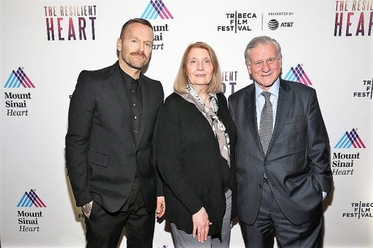 6725018521 540x360 - Event Recap: The Premiere of The Resilient Heart during @Tribeca Film Festival @SusanFroemke @MyTrainerBob @MountSinaiHeart