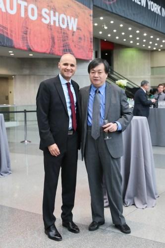 8. Daniel Diaz Philip L. Yang  - Event Recap: East Side House Gala 2017 @NYAutoShow @EastSideHouse33 #NYC #SouthBronx