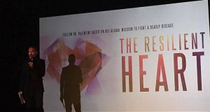 C Oncr XYAEpdbW - Event Recap: The Premiere of The Resilient Heart during @Tribeca Film Festival @SusanFroemke @MyTrainerBob @MountSinaiHeart