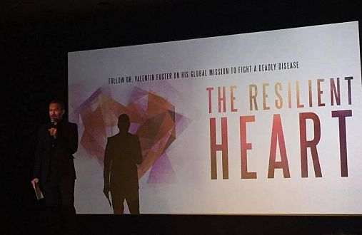 C Oncr XYAEpdbW - Event Recap: The Premiere of The Resilient Heart during @Tribeca Film Festival @SusanFroemke @MyTrainerBob @MountSinaiHeart