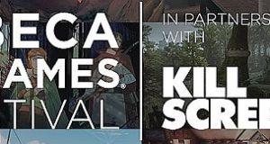 Tribeca Games - Tribeca Games Festival at @Tribeca Film Festival @KillScreen @mura_masa_ @HIDEO_KOJIMA_EN @levine #videogames