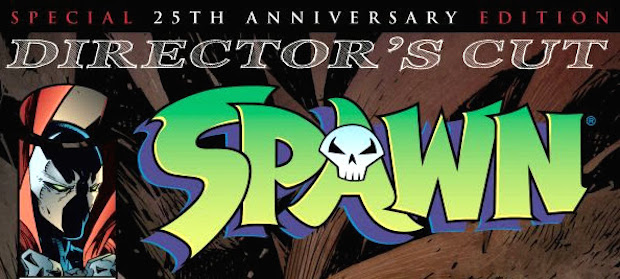 spawn - Spawn #1 Reborn with 25th Anniversary Edition @ImageComics @Todd_McFarlane