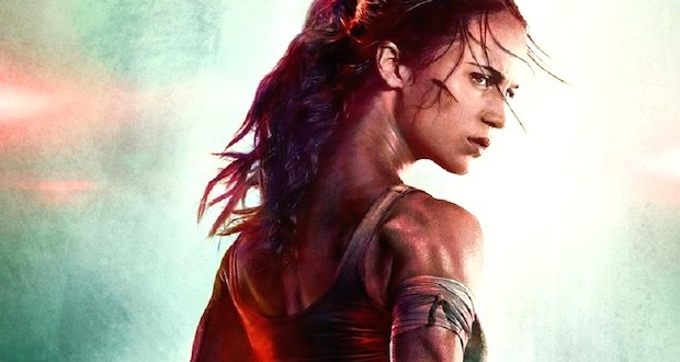 Tomb Raider Poster featured - Tomb Raider- Trailer @tombraider