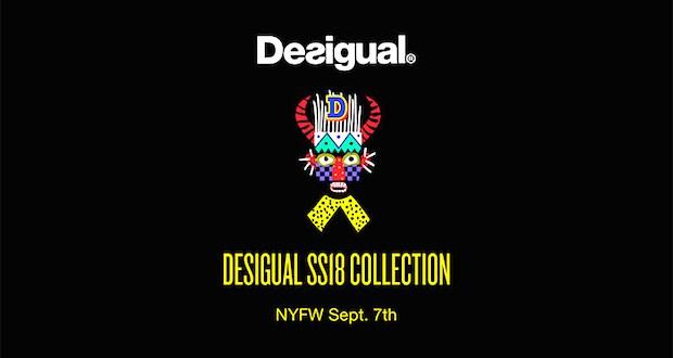 desigual1 - Desigual SS18 @desigual #NYFW #DesigualCouture
