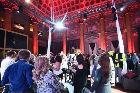 936736170 1 540x359 - Event Recap: Jennair #BoundByNothing launch @Jennair @brendanfallis @DJClarkKent @nas @HANNAHRAD #ADDesignShow2018 