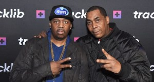 Erick Sermon and Parrish Smith from EPMD - Event Recap: EPMD performs at Tracklib's Global Launch Event @epmd @iAmErickSermon @PMDofEPMD @Tracklib