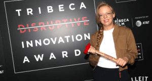 tff12 - Event Recap:The Ninth Annual @Tribeca Disruptive Innovation Awards @disruptorawards @tamronhall @thesheilanevins @Deborra_lee @questlove @chatkoff @TFFDisruptive