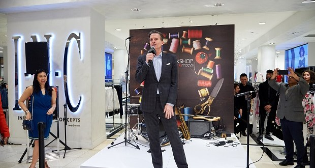 The Workshop at Macys Jeff Gennette 1 - Event Recap: The Workshop at Macy's 2018 Vendor Showcase & Reception @macys