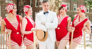 jazz age lawn party - Michael Arenella's 13th Annual Jazz Age Lawn Party on Governors Island #jazzagelawnparty @luckyjackcoffee @Aperol_Spritz @ProrasoUSA @Gov_Island #JALP2018