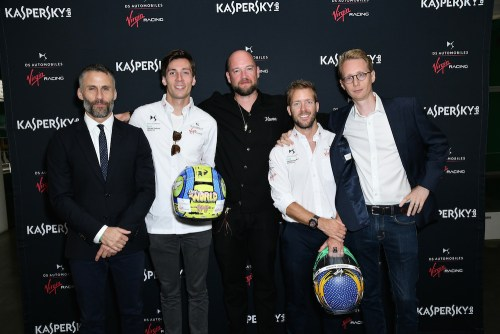 775163587 JS 8972 4DD3121A2FFA6F57B6AD09C4110E0F09 - Event Recap: Art Goes Green Event with @Kaspersky Lab @DSVirginRacing @DFaceOfficial at The @newmuseum @alexlynnracing @sambirdracing #FormulaE #NYCEPrix