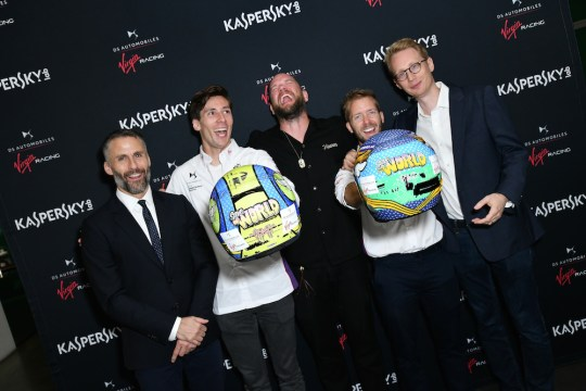 775163587 JS 9004 83E136A3E93230A5F1958C01F85A55A5 540x360 - Event Recap: Art Goes Green Event with @Kaspersky Lab @DSVirginRacing @DFaceOfficial at The @newmuseum @alexlynnracing @sambirdracing #FormulaE #NYCEPrix