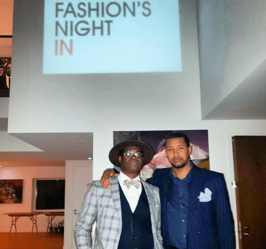 Screen Shot 2018 09 14 at 8.26.30 PM 540x506 - Event Recap: Fashion's Night IN 2: Official #NYFW kickoff @DouglasElliman @sotosake @AShineandCo #fashionsnightin #135west52nd #treffortshirts