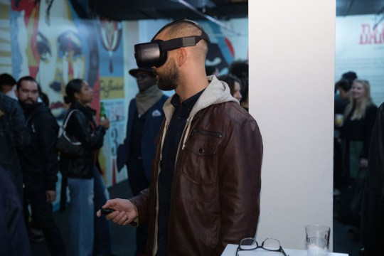 559A1193 540x360 - Feature: DAMAGED App interview with Shepard Fairey and Jacob Koo of VRt Ventures by Jonn Nubian @ObeyGiant @VRtMuseums #virtualreality #shepardfairey #VRtVentures #DamagedApp