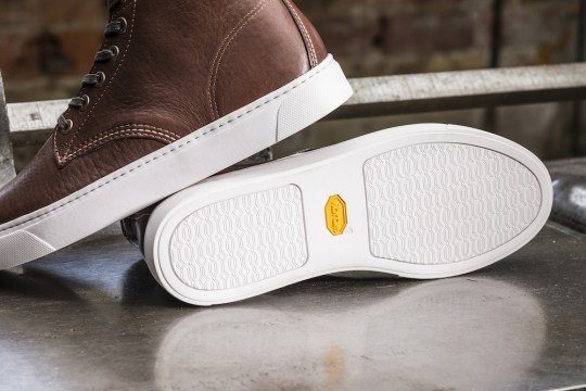 Heritage WBS F18 1000 Mile Brown Original Sneaker Outsole Detail 540x360 - #STYLEWATCH: Wolverine 1000 Mile Sneaker @wolverine