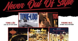 Image for Social Media - #VINYLBASE: Craft Recording reissues 5 seminal hip-hop titles from Delicious #Vinyl @RapperToneLoc @officialyoungmc @thepharcyde @mastaace @CraftRecordings