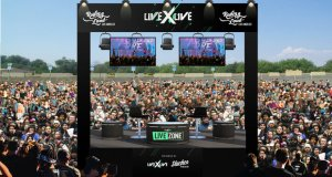rsz 1live zone front viewno tagline - LiveXLive announces LiveZone talent for @RollingLoud livestream this weekend in Los Angeles @livexlive