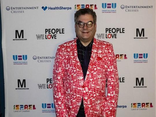 Michael Musto 540x405 - Event Recap: Metrosource People We Love Gala @MetrosourceMag @TheTinaBurner @donlemon @mickeymusto @48loungenyc @VisitIsrael #PeopleWeLove event!  #GayNYC @ILoveGayNYC