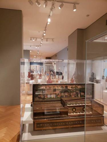 20190214 111731 375x500 - Newly Renovated Musical Instruments Gallery @metmuseum Opens