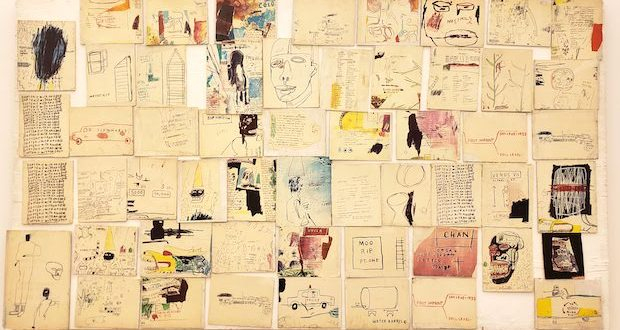 20190323 152637 - Jean-Michel Basquiat: Xerox Exhibition March 12 - May 31, 2019 at Nahmad Contemporary @joe_nahmad #dieterbuchart