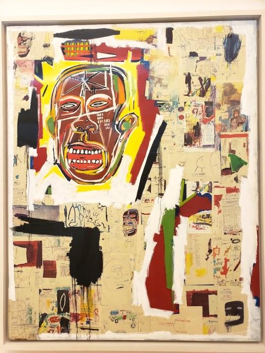 20190323 152926 540x720 - Jean-Michel Basquiat: Xerox Exhibition March 12 - May 31, 2019 at Nahmad Contemporary @joe_nahmad #dieterbuchart