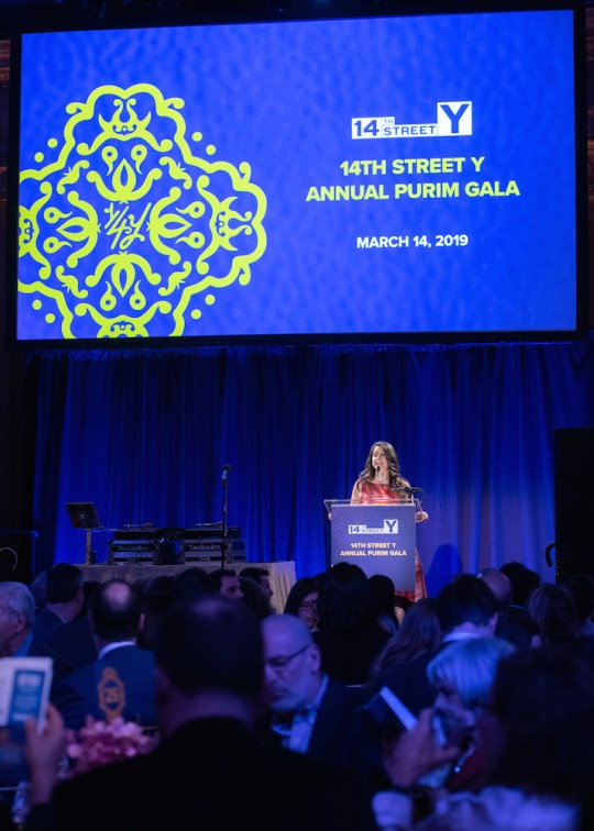 EIN 14th 381 540x756 - Event Recap: The 14th Street Y 2019 Annual PURIM Gala @14streety