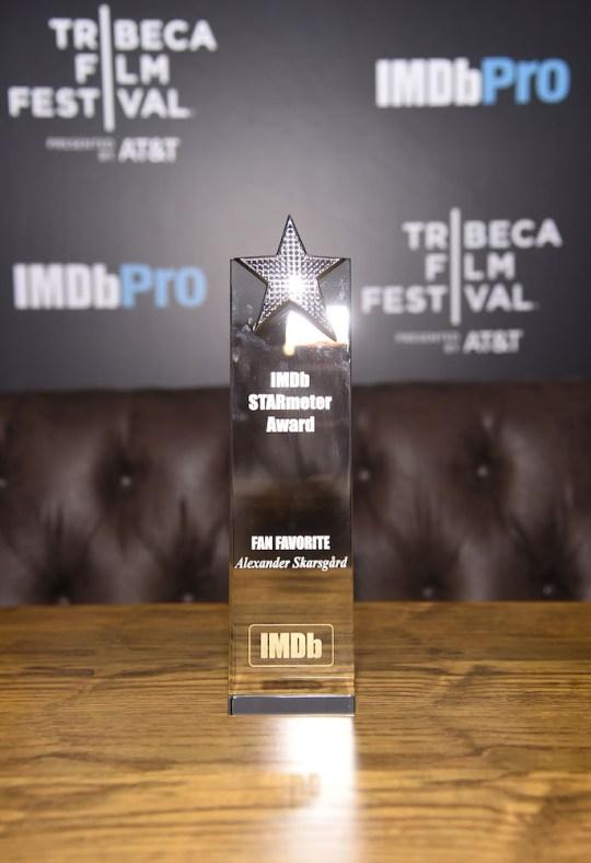 1145563305 540x788 - Alexander Skarsgård receives The IMDb STARmeter Award At The 2019 Tribeca Film Festival @IMDb @krauss_dan @tribeca #Tribeca2019