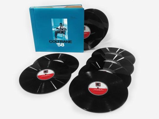 Vinyl pack shot 540x405 - #Vinylbase: Coltrane '58: The Prestige Recordings @JohnColtrane @craftrecordings