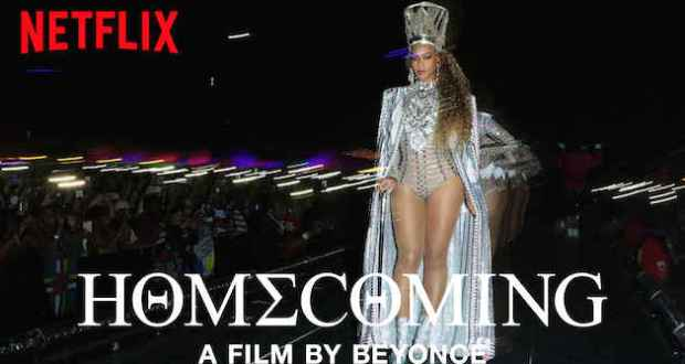 netflix HOMECOMING A film by Beyonce 2 1 - HOMECOMING: A FILM BY BEYONCÉ