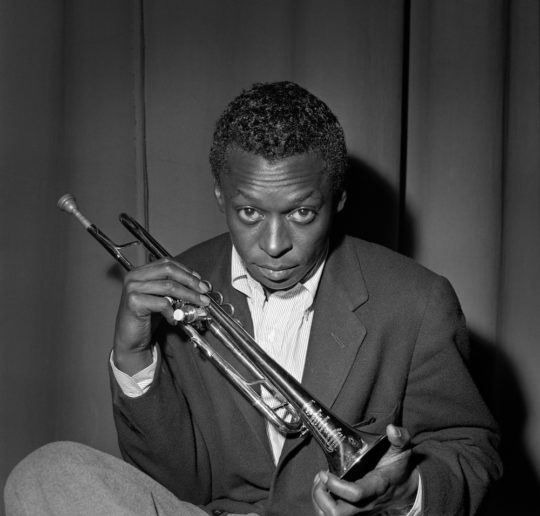 Miles Davis 3 © Herman Leonard Photography LLC 540x516 - #VinylBase: Miles Davis: The Complete Birth of the Cool @milesdavis @NefofMiles @erindavisMDP #TheBirthoftheCool #milesdavis